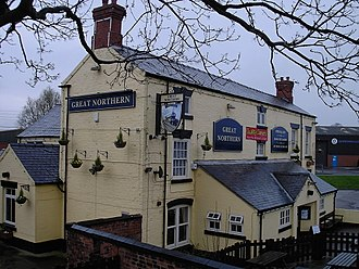 Langley Mill - Image: Langley Mill The Great Northern