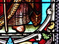 Lanquais église vitrail (4) signature.JPG