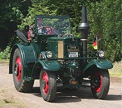 Lanz Bulldog D 9531, Bj. 1943 (2007-07-08 Sp r).jpg