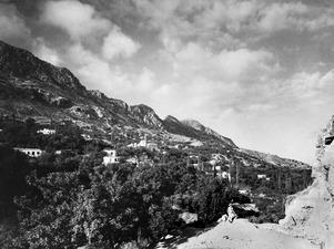 Lapithos, landskapsbild - SMVK - C00124.tif