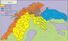 Saamelaisten Historia