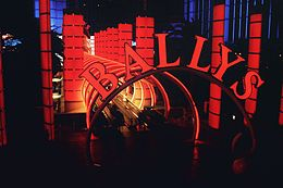 Entrada do Bally's Las Vegas