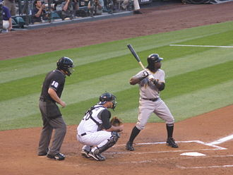Lastings Milledge - Milledge with the Pirates in 2009