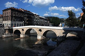 Oskar Potiorek - Latin Bridge, Sarajevo