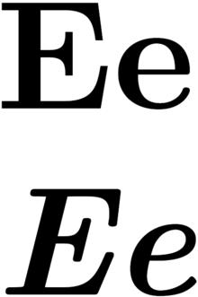 93a50e4ca9 e - Simple English Wiktionary