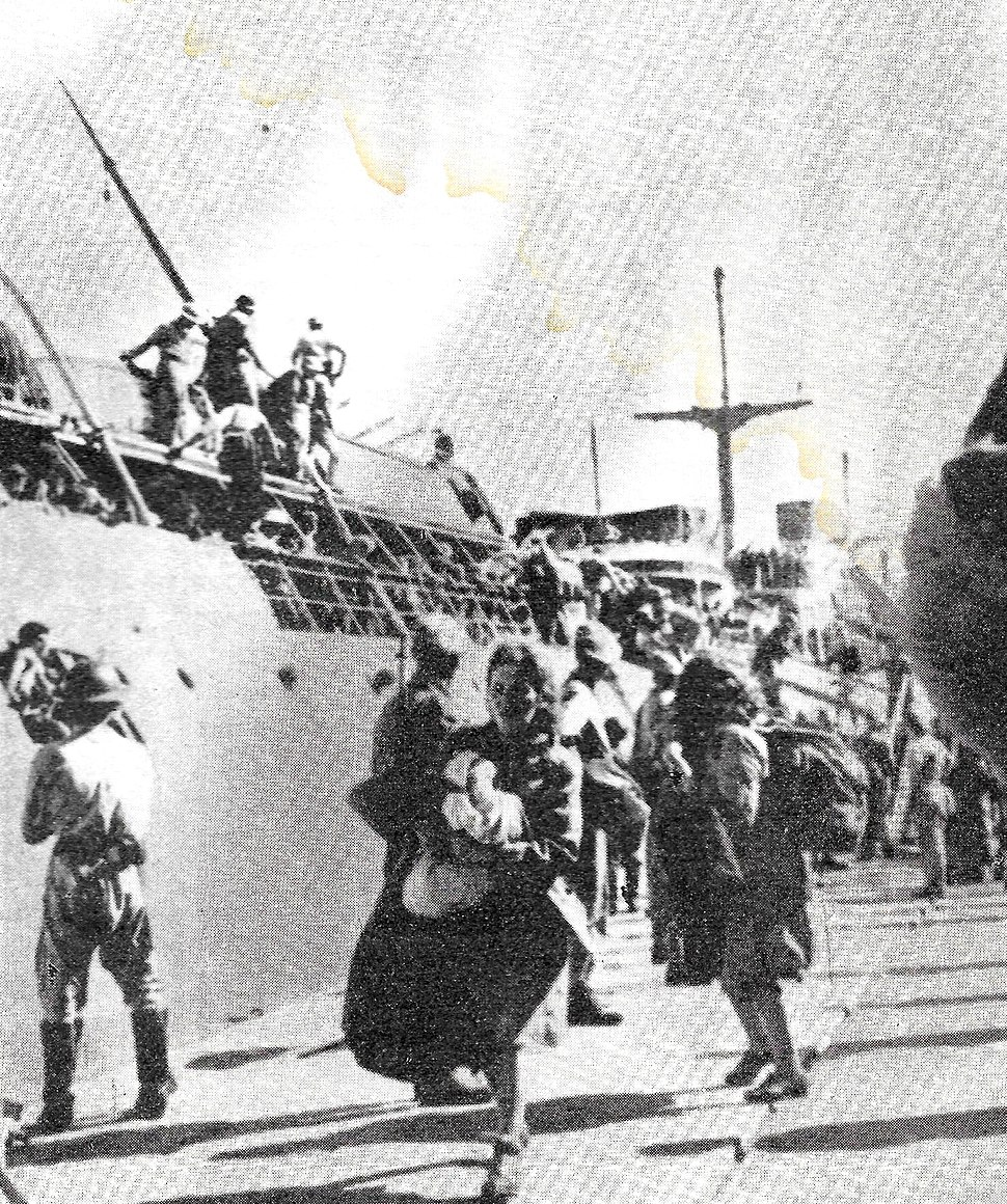 LatrunImmigratsTo Dock31111946