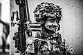 Latvian Soldiers, San Gregorio, Spain, NATO Trident Juncture 15 (22684999366).jpg
