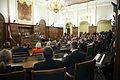Latvijas Republikas proklamēšanas 95. gadadienai veltītā Saeimas svinīgā sēde (10923716805).jpg