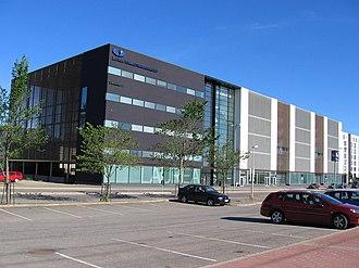Laurea University of Applied Sciences - Campus of Laurea UAS in Tikkurila, Vantaa