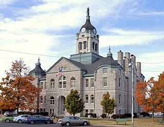 Lawrence County, Missouri U.S. county in Missouri