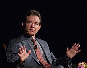 Lawrence Wright at the LBJ Presidential Library.jpg