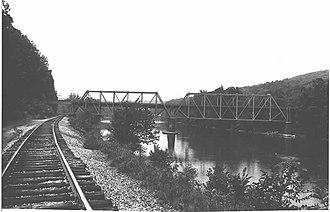 Layton Bridge - Image: Layton Bridge