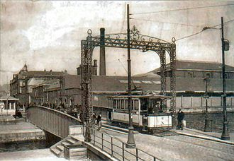 Le Havre tramway - The former tramway of Le Havre