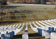Leavenworth National Cemetery by Dean Hochman