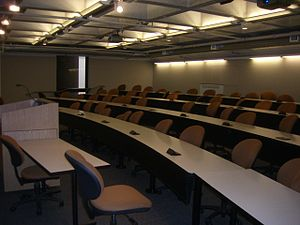 Golden Gate University School of Law - Lecture Hall