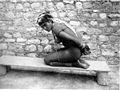 Lehnert et Landrock - Bound Slave, Tunisia c.1900.jpg