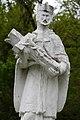 Lengyeltóti, Nepomuki Szent János-szobor 2021 12.jpg