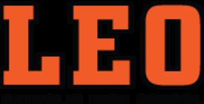 Leo Catholic High School - Image: Leo Catholic High School name logo