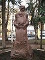 Lev Tolstoy by Merkurov (Prechistenka) by shakko 02.jpg