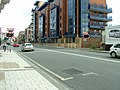 Level crossing, Canute Road - geograph.org.uk - 1994573.jpg