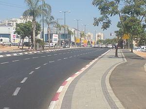 Kiryat Ono - Levi Eshkol Street