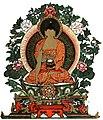 Lhasa - Facing P114- The Tibetan Buddha.jpg