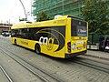 Liberec, Fügnerova, autobus TEDOM II.jpg