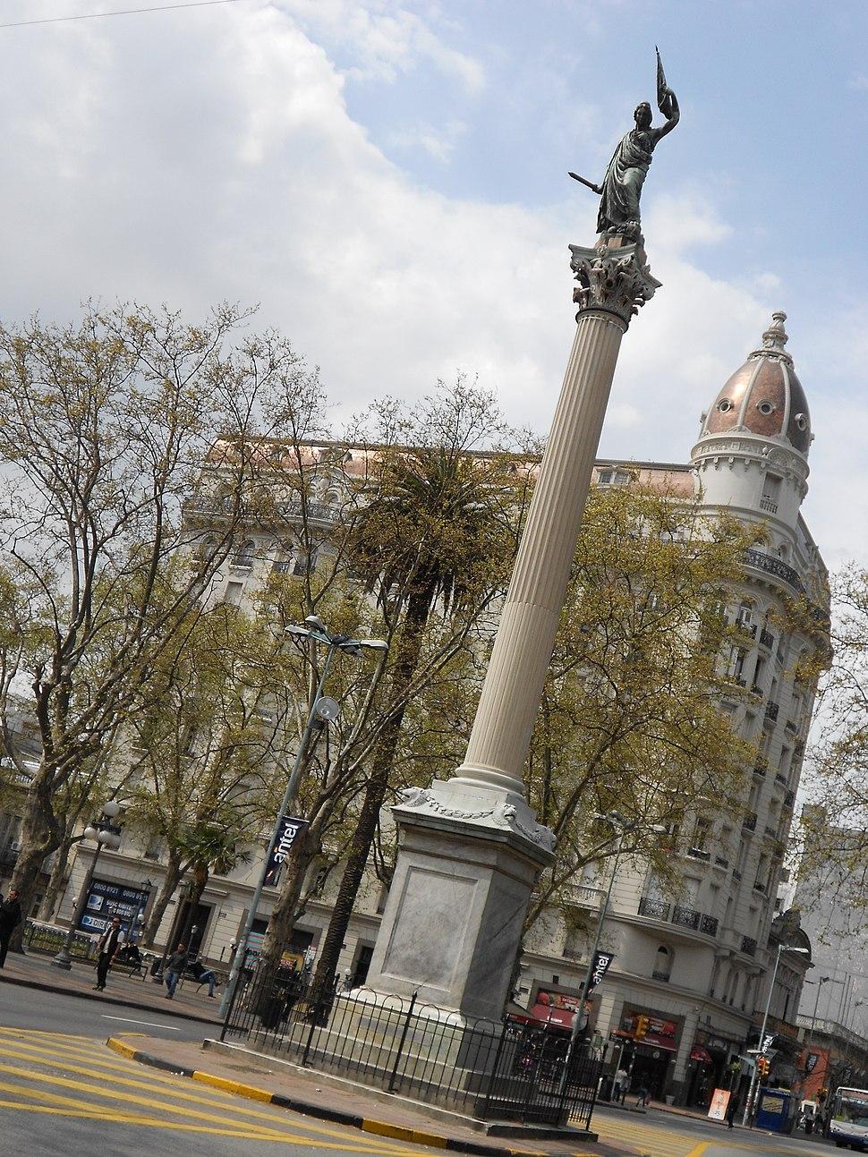 Libertad plaza