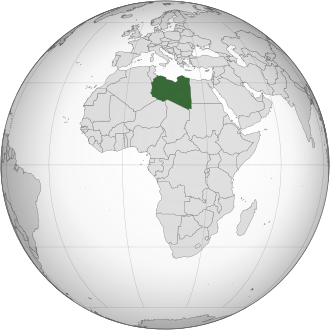 Libya (orthographic projection).svg
