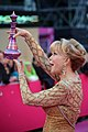 Life Ball 2013 - magenta carpet Barbara Eden 04.jpg