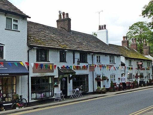 Lilac Cottage, Prestbury