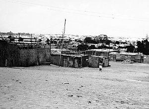 Pueblos jóvenes - Image: Lima Pueblo Jov 3low
