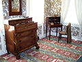 Lincoln Home National Historic Site LIHO Lincolns bedroom nw corner.jpg