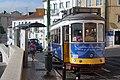 Lisbon tram 551, 2008.JPG