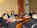 Literatura seminario en la verkista vilaĝo Peredelkino 03.jpg