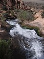 Little Dolores River Waterfall in Westwater Canyon, Utah 4.jpg