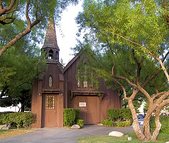 The Little Church of the West - Image: Little church of the west 2007