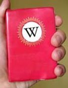 Little red wikipedia book.jpg