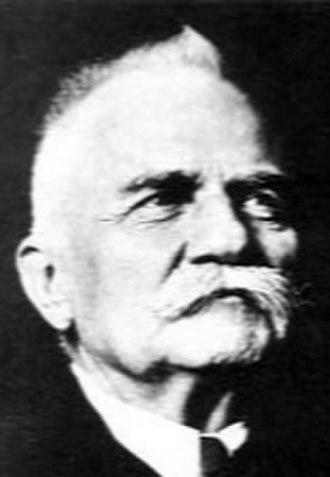 Prime Minister of Yugoslavia - Ljubomir Davidović