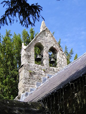 Llanidan - Image: Llanidan old church bells