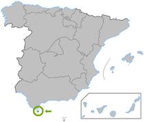 Ceuta en España