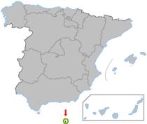 Melilla en España