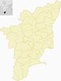 Locator Map Tamil Nadu + District borders.png