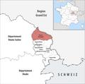 Locator map of Kanton Giromagny 2019.png