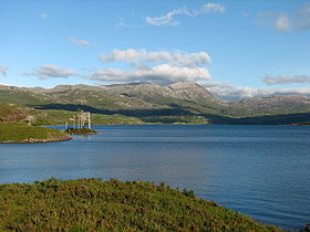 Image illustrative de l'article Loch Assynt