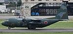 Lockheed KC.130H of the Japanese Air Self Defence Force departing rwy.34 at Nagoya Komaki-NKM, Japan, 95-1083.jpg