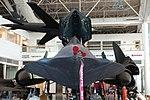 Lockheed SR-71A Blackbird, 1966 - Evergreen Aviation & Space Museum - McMinnville, Oregon - DSC01013.jpg