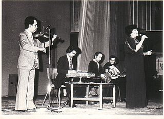 Loghman Adhami Iranian violinist and composer