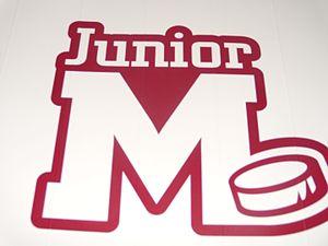 Montreal Junior Hockey Club - Image: Logo Club de hockey junior de Montréal