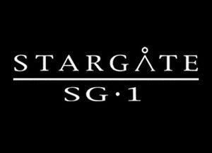 English: Stargate SG1 logo Français : Logo de ...
